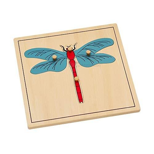 Elite Montessori Dragonfly Puzzle