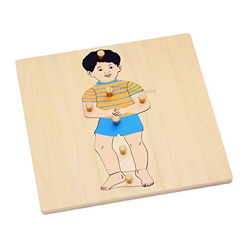 Elite Montessori Boy Puzzle