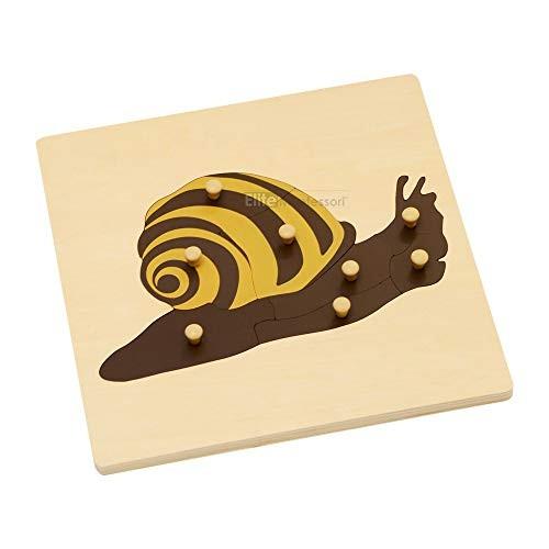 Elite Montessori Snail Puzzle