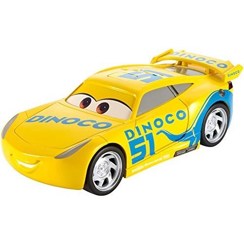 Disney Pixar Cars 3 Talking Dinoco Cruz Ramirez Vehicle