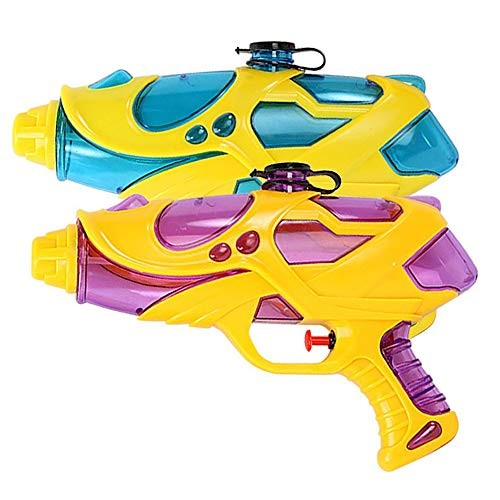 Water Guns for Kids and Adults 2 Pack Squirt Guns Water Blasters Toys Gifts