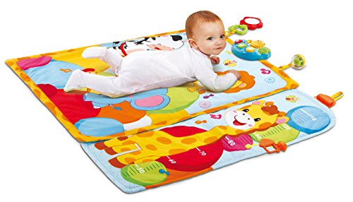 VTech Mon Tapis toise Musical French Toy