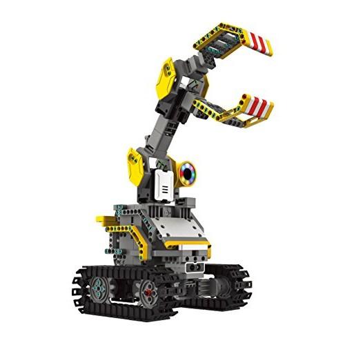UBTECH JIMU Robot Builderbots Kit – App Enabled Stem Learning Robotic Building Block 2017