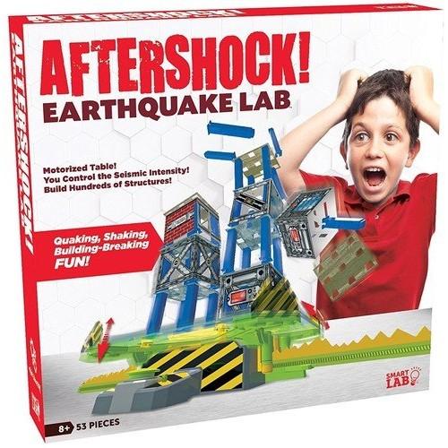 SmartLab Toys Aftershock Earthquake Lab Set 53 Piece