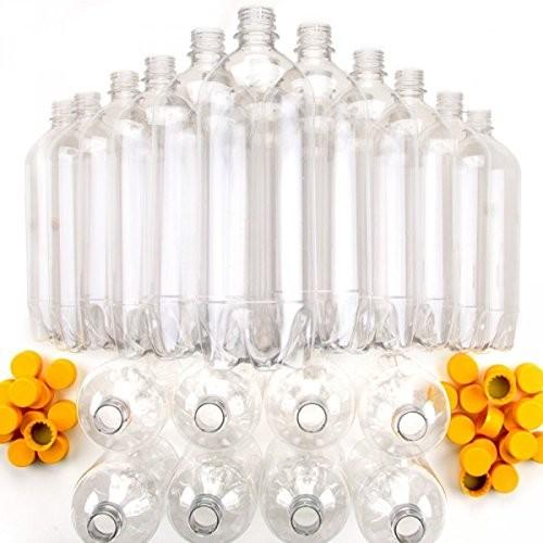 Steve Spangler's 1 Liter Soda Bottles – 6 Pack for Science Experiment Use