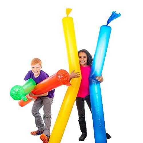 Steve Spangler's WINDBAGS 4 Pack Science Toy for Kids