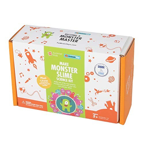 Surprise Ride Make Monster Slime Science Kit STEM Learning