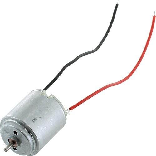 xUmpcom DC Motor 260 – 15-6V with Leads