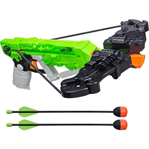 Nerf Zombie Strike Wrathbolt – Defend Against the Zombified Attackers with Your Sniper Crossbow