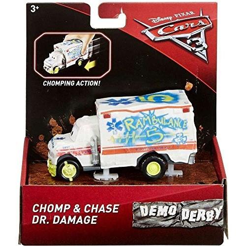 Disney/Pixar Cars 3 Demo Derby Chomp & Chase Dr Damage
