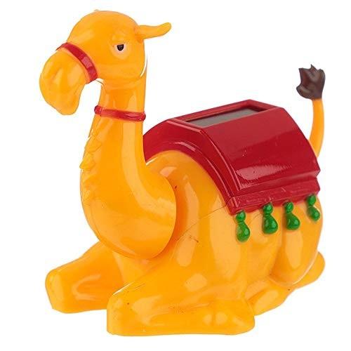 Puckator Solar Pal Camel – Fun Novelty Dancing Toy Car Desktop Office Window Sill