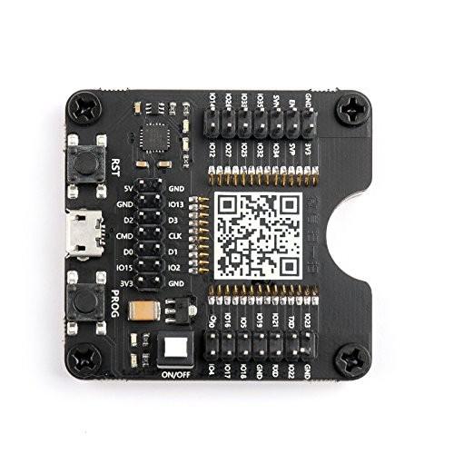 Areyourshop 1 ESP32 Test Board Mini System Small Batch Burn Fixture for ESP-WROOM-32 Module