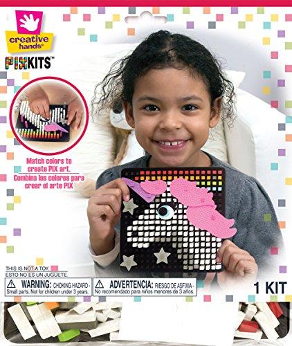Fibre Craft – Creative Hands Pixel Art Kits