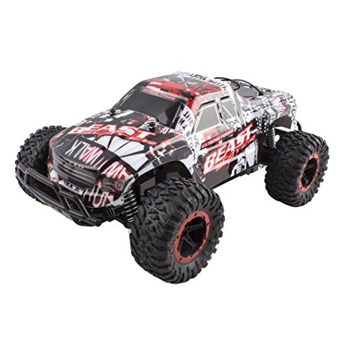 Voko USA Beast Slayer Turbo Removable Body Remote Control RC Buggy Car Truck Large