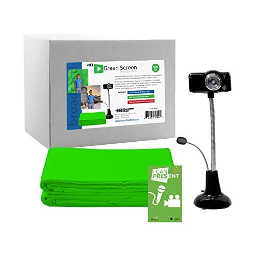 HamiltonBuhl – STEAM Education- Green Screen Production Kit