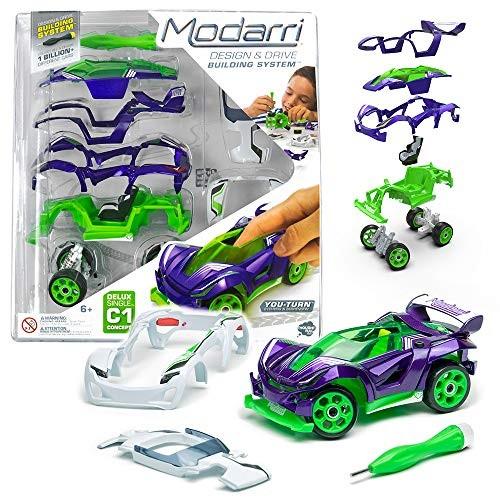 Modarri 1160-01 Car kit Green Purple