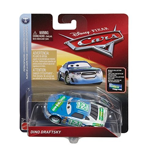 Disney Pixar Cars Die-cast Clutch Aid With Accessory Card Vehicle