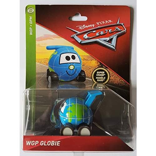 Disney Pixar Cars Deluxe WGP Globie