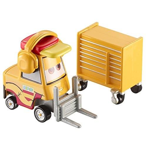 Disney Pixar Cars Die-cast Miguel's Pitty Vehicle