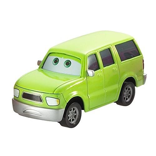 Disney Pixar Cars Die-cast Oversized Charlie Cargo Vehicle