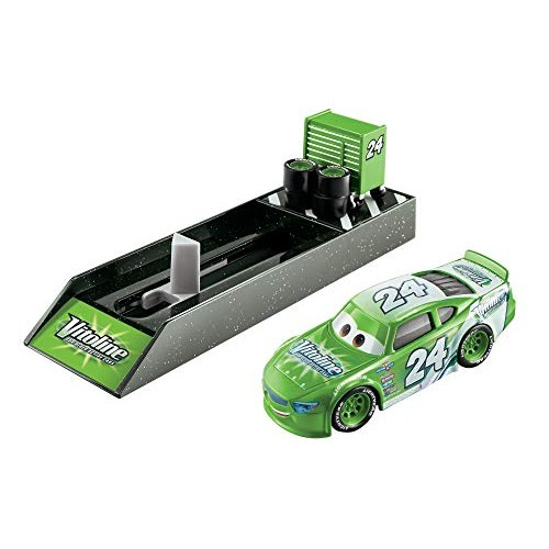 Disney Pixar Cars Brick Yardley & Launcher