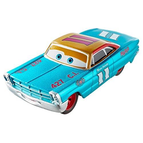 Disney Pixar Cars Die-cast Mario Andretti Double Ransburg Vehicle