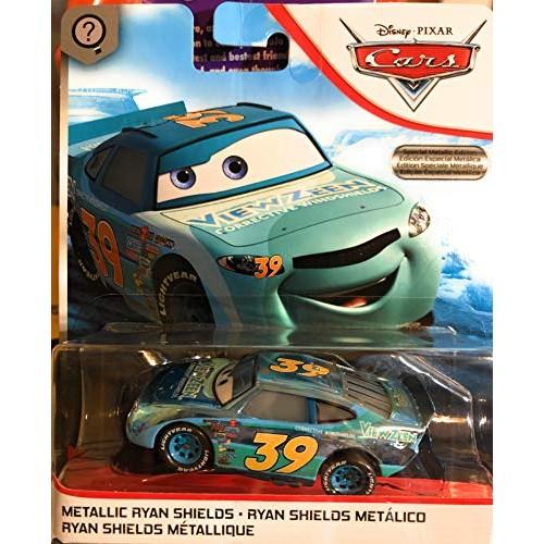 Disney Pixar Cars Metallic Ryan Shields