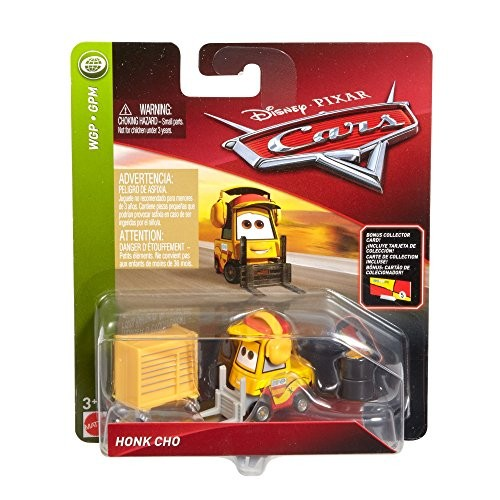 Disney Pixar Cars Die-cast Miguel's Pitty With Accessory Card Vehicle