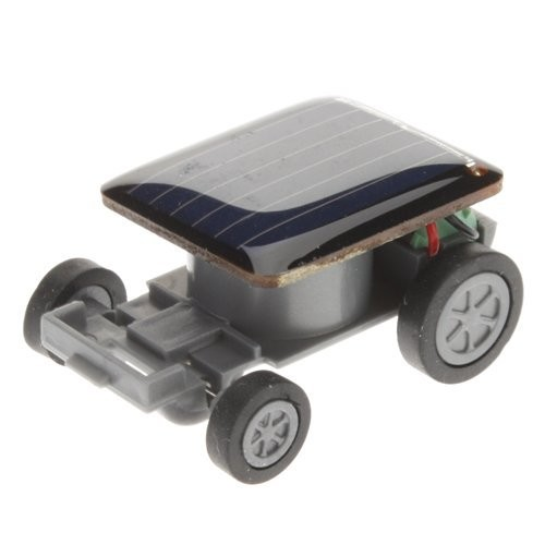 Qinmay Solar Car – World's Smallest Powered Educational Toy