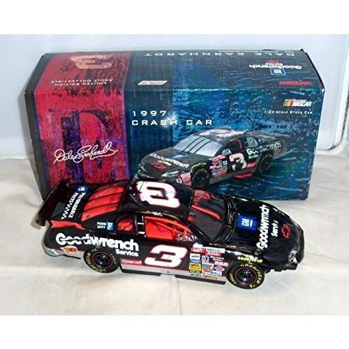 Original Edition Dale Earnhardt Sr #3 Crash Car 1997 Daytona 500 Race GM GW