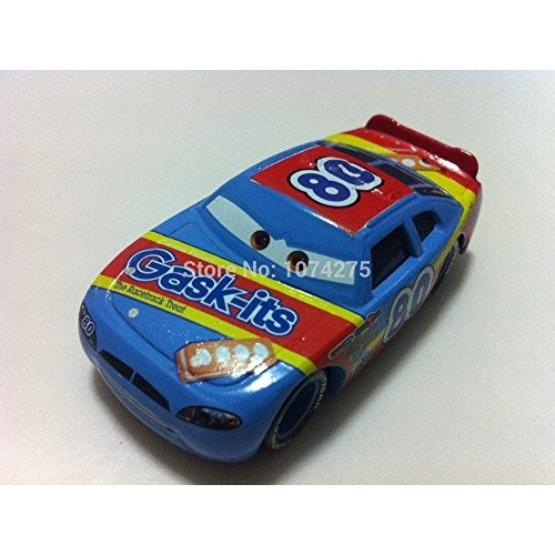 Hand Mate Car Toys Pixar 1:55 Scale Diecast No80 Gask-Its Metal Toy and Car
