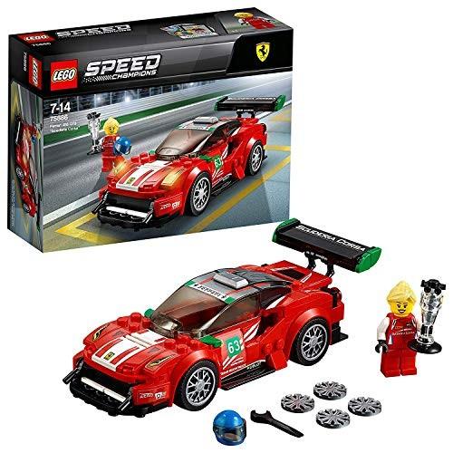 75886 LEGO Speed Champions Ferrari 488 GT3 Scuderia Corsa