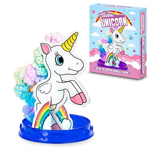 Tobar 29027 Magic Growing Unicorn Multi-Coloured