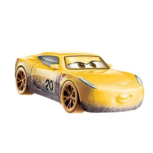 Disney Pixar Cars Twisted Crashers Muddy Cruz Vehicle