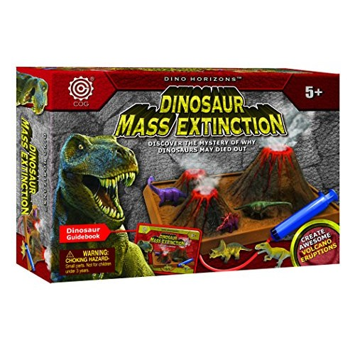 TEDCO Dino Mass Extinction – Discover The Mystery of Why Dinosaurs Died Out