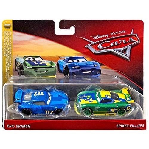 Disney Pixar Cars Lil Torquey and Synerg