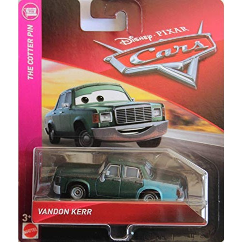 Disney Pixar Cars Vandon Kerr