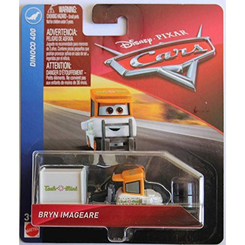 Disney Pixar Cars Bryn Imageare