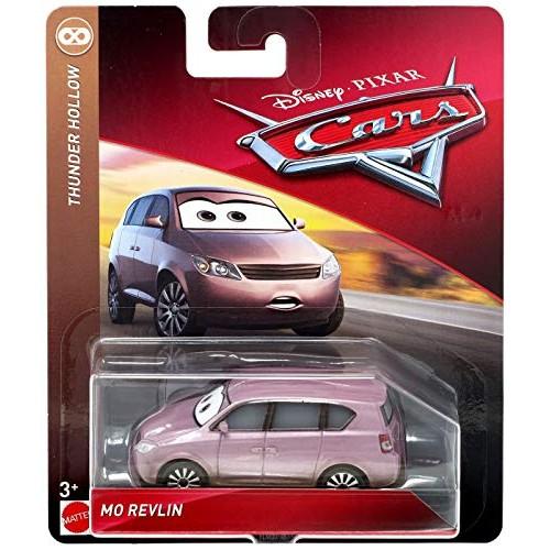 Disney Pixar Cars Mo Revlin