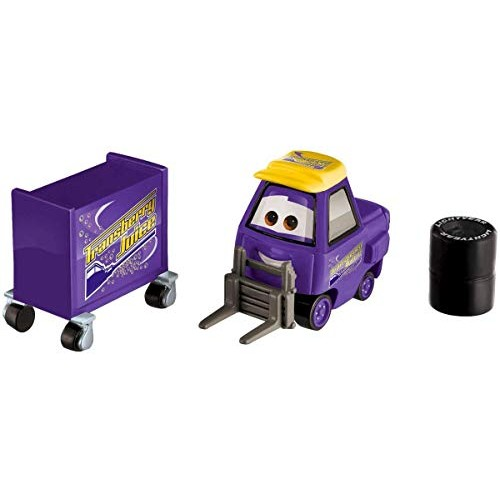 Disney Pixar Cars Mike Stockar