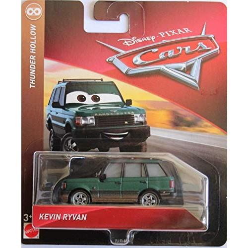 Disney Pixar Cars Kevin Ryvan