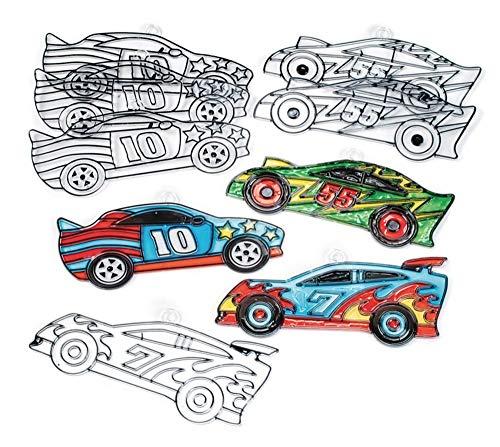 Race Car Sun Catchers
