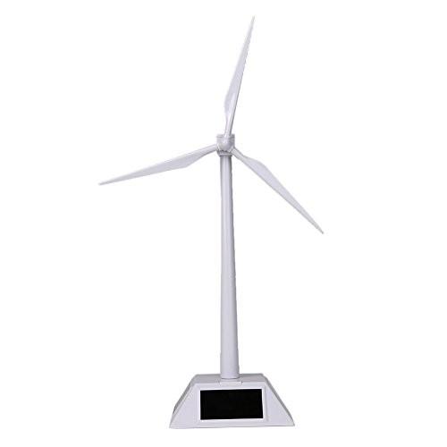 New Children's Educational DIY Solar Toys Power Kits Novelty Assembly Windmill for Child Birthday Gift