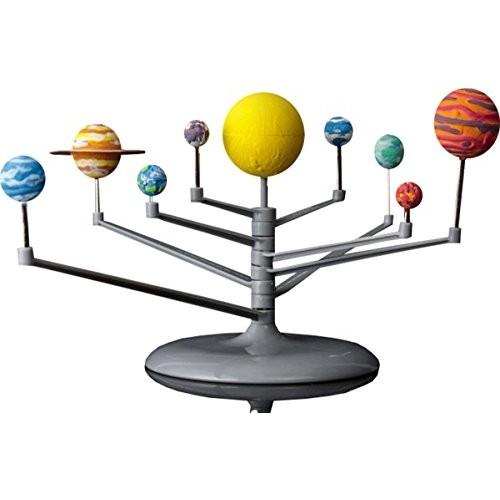 Kids Educational Solar System Planetarium Model Easy To Assemble Kit 30cm