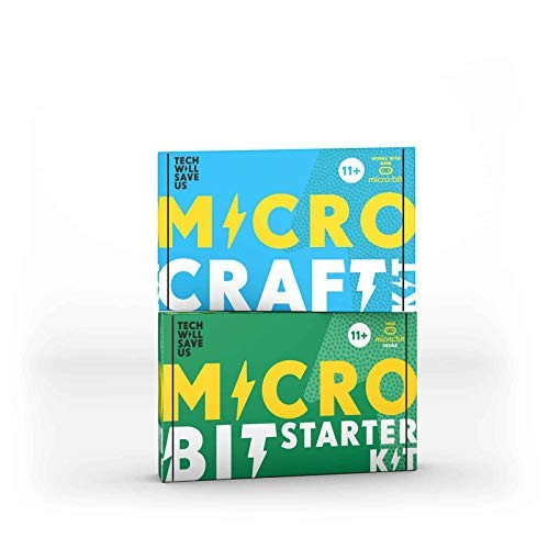 Tech Will Save Us Micro craft Pack Coding games for kids Ages 11 and up