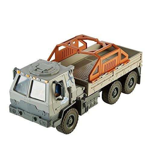 Matchbox Jurassic World Vehicle Off-Road Rescue Rig Lights & Sounds