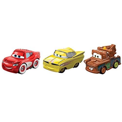Disney Pixar Cars Mini Racers Radiator Springs Series 3-Pack