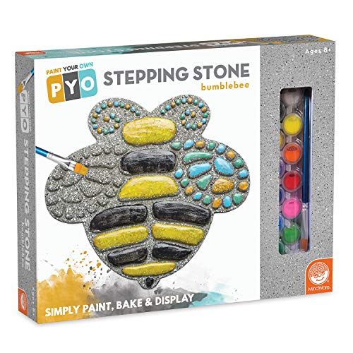MindWare Paint Your Own Stepping Stone Bee