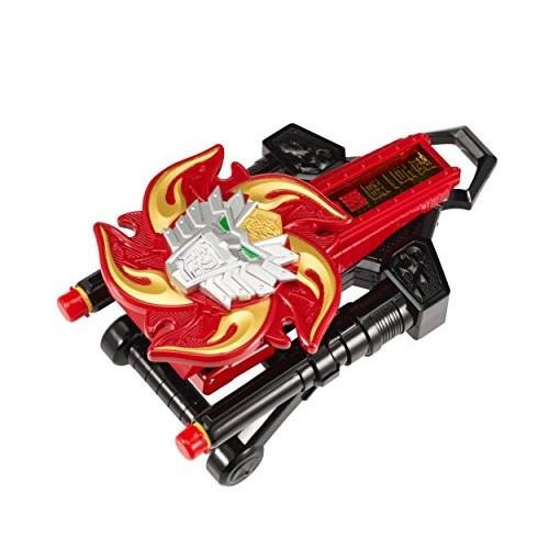 Power Rangers Super Ninja Steel Lion Fire Battle Morpher DX Lion Fire Morpher