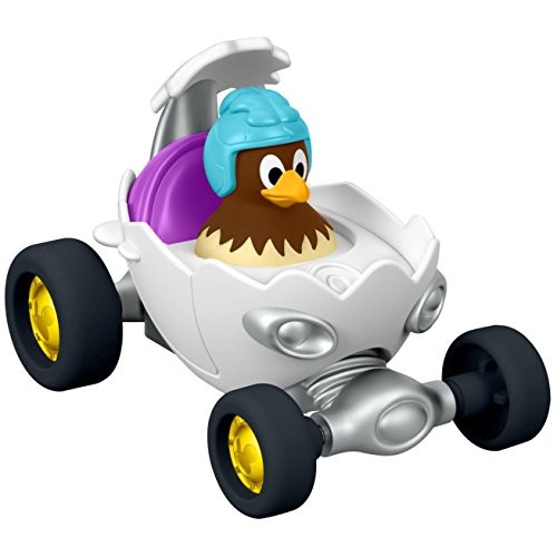 Fisher-Price Disney Junior Mickey & the Roadster Racers Clara Cluck's Coupe